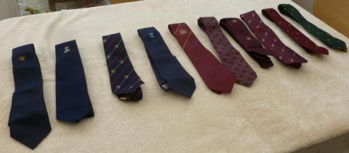 GJS all ties